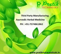 Third Party Manufacturing Ayurvedic Herbal Medicine Franchise