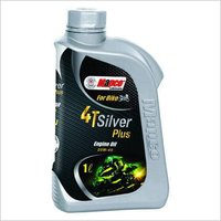 4T Silver Plus Engine Oil (20W40)