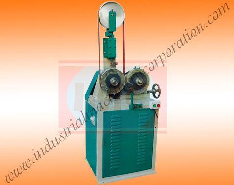 Pipe and Rod Polishing Machine
