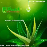 Pharma contract Manufacturing Ayurvedic Herbal Medicine