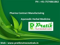 Pharma Contract Manufacturing Herbal Ayurvedic Medicine