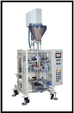 Full Pnematic Coler Type Augar filler Powder Packing Machine