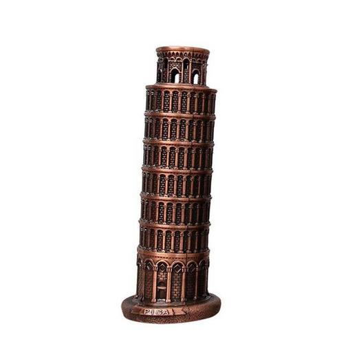 Metal Model Of Leaning Tower Of Pisa