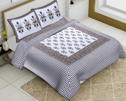 Decorative Cotton Bed Cover