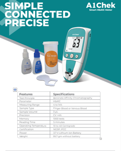 GLUCOSE TESTING DEVICES