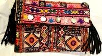 Ladies Banjara clutches bags