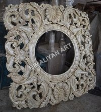WOOD MIRROR FRAME