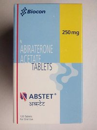 Abiraterone Acetate 250mg ABSTET Tablet