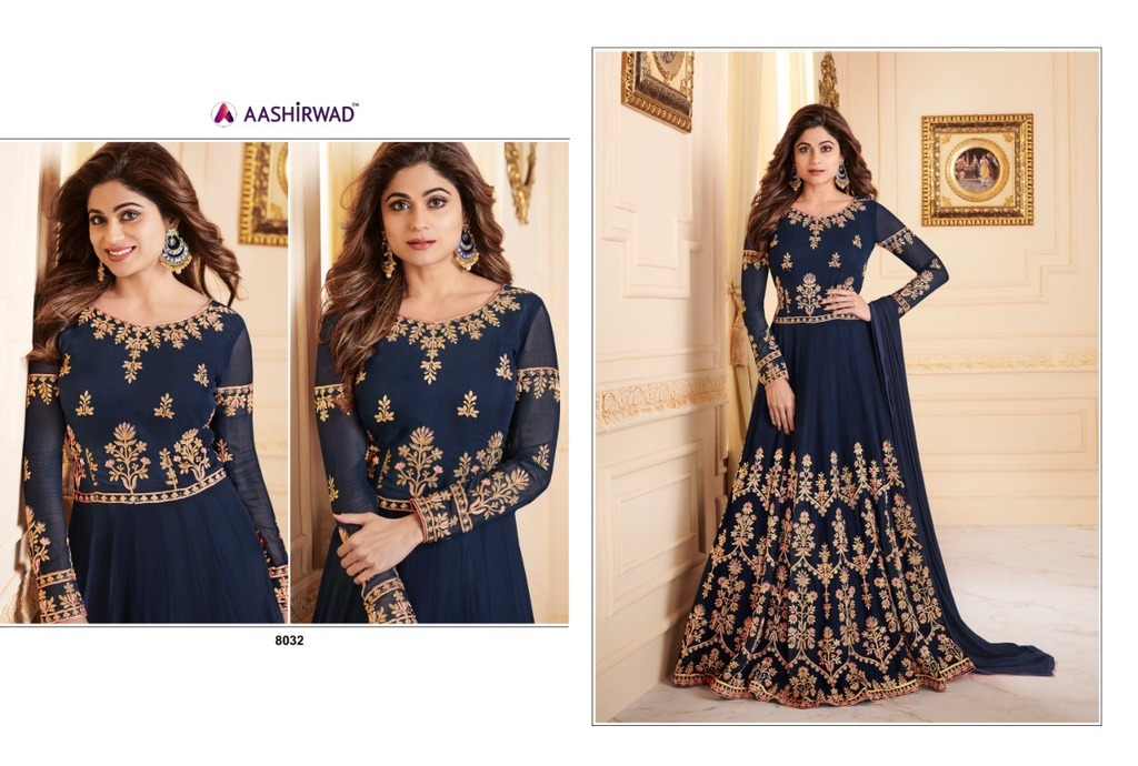 Long Anarkali Dresses Online