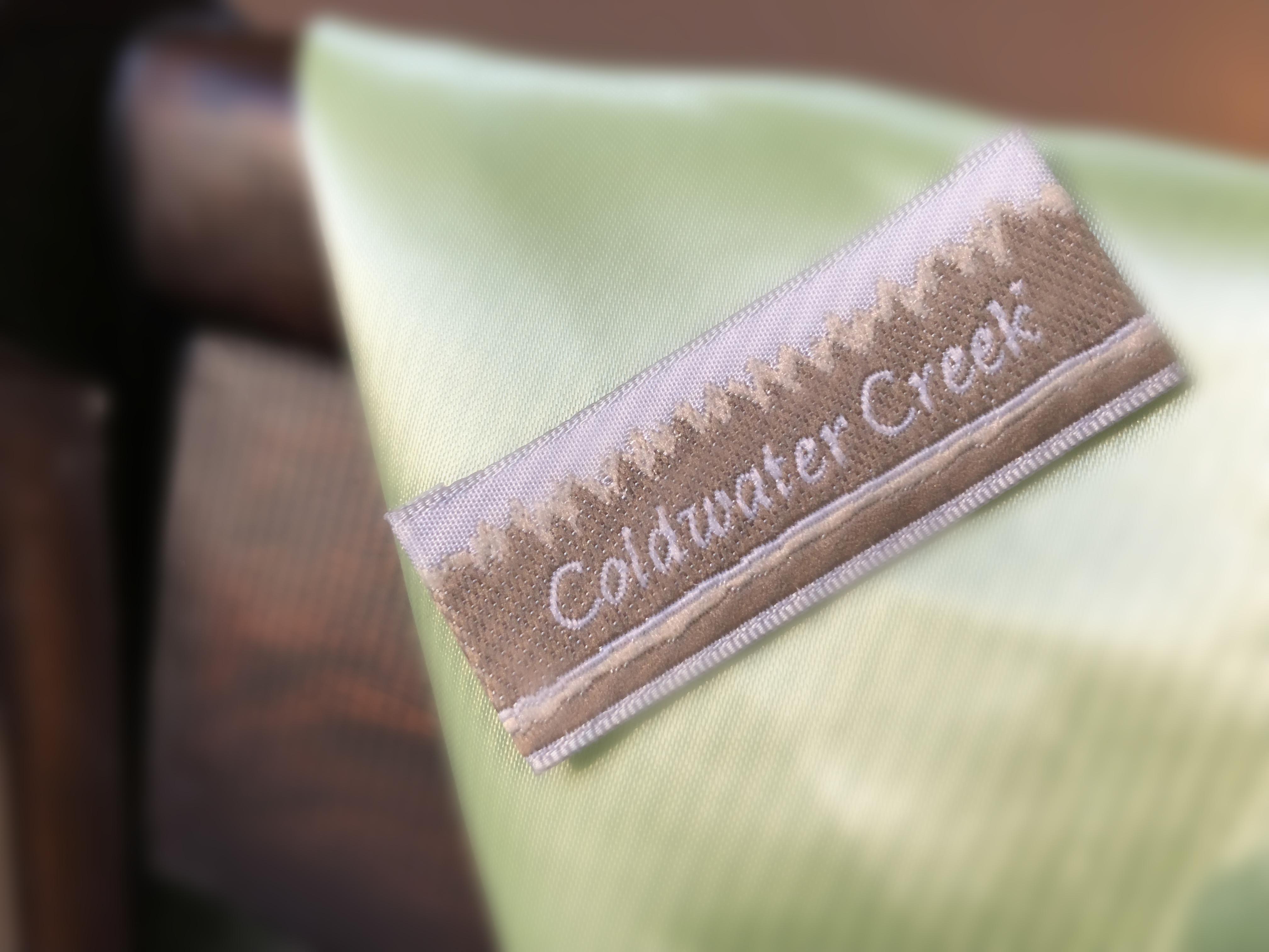 Garment Woven Labels