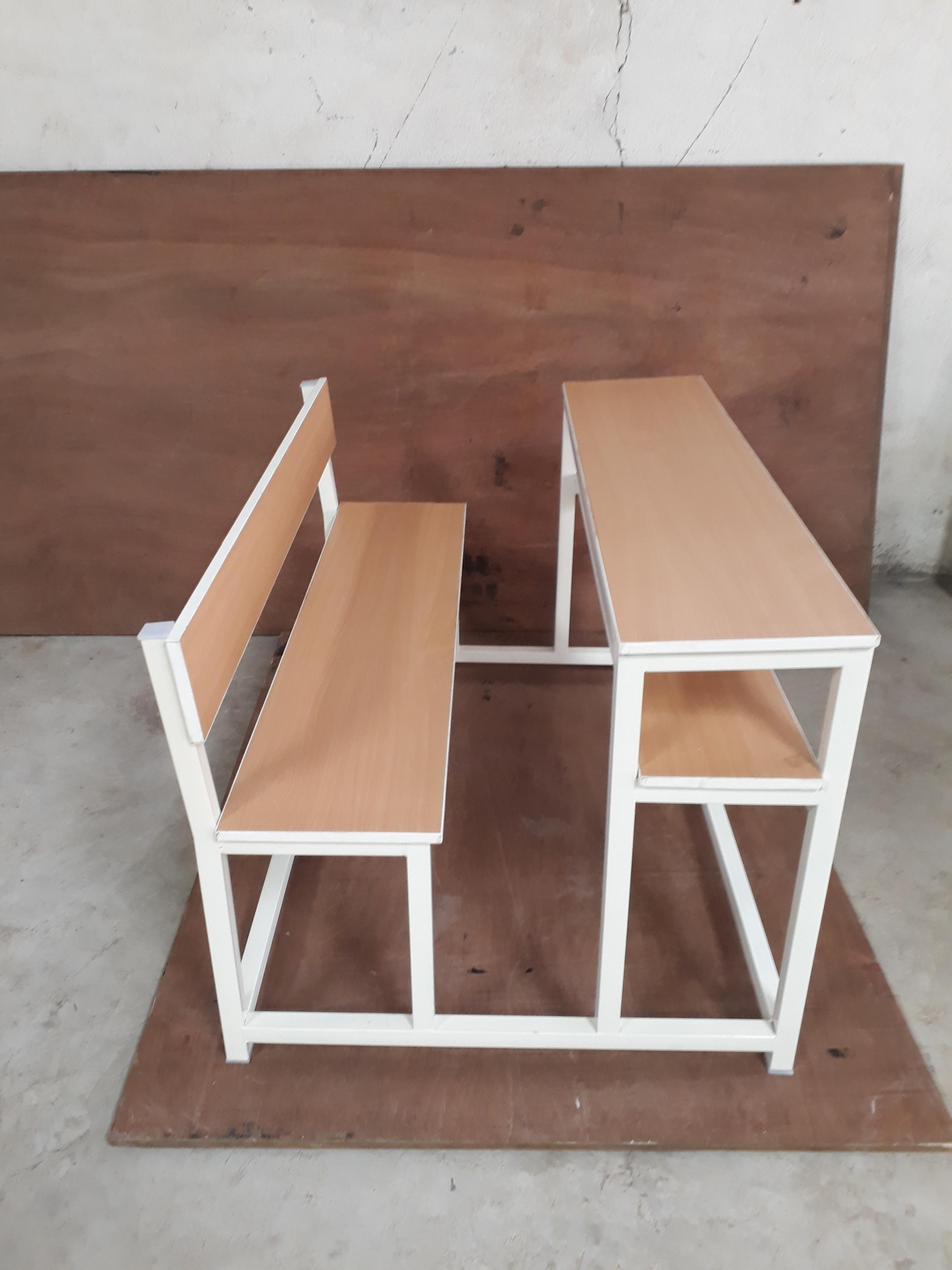 Dual desk