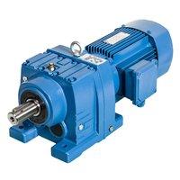 Helical Geared Motor