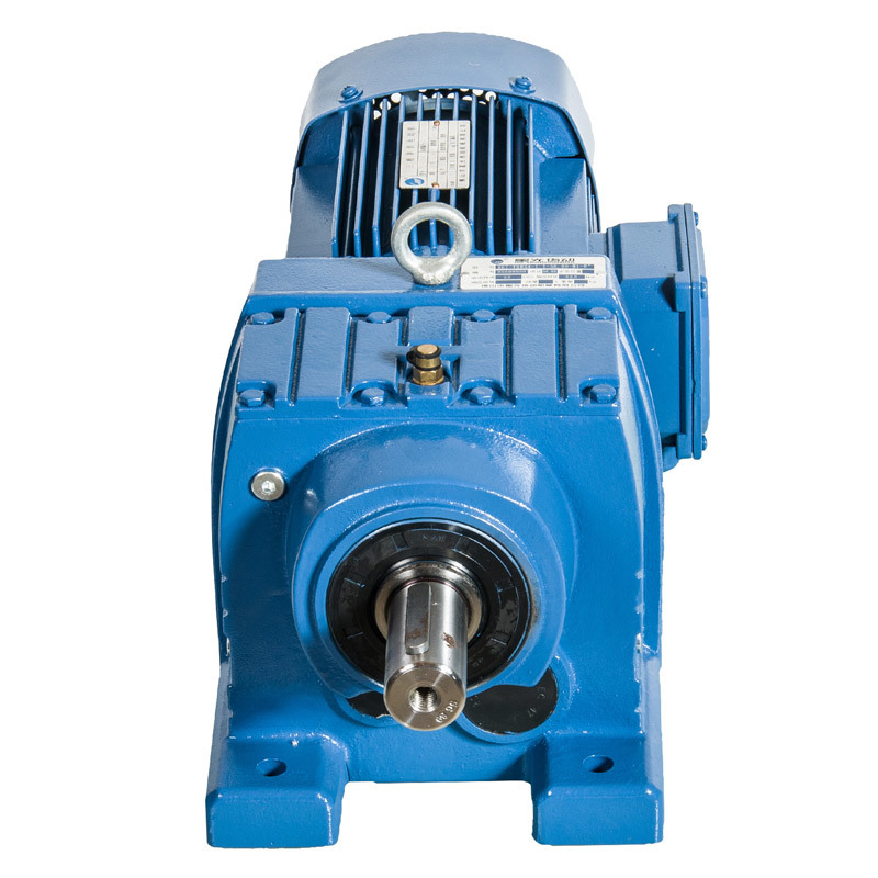 R Series Helical Geared Motor
