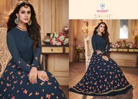 NEW STYLISH ANRKALI SALWAR SUITS