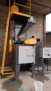 Tumble Type Shot Blasting Machine