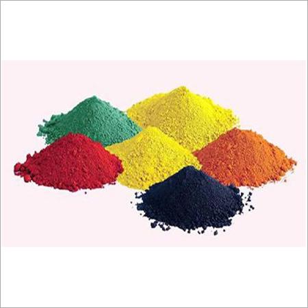 Inorganic Pigments For Inks