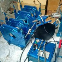 Hdpe Pipe Machine Jointing Machine SNI-400