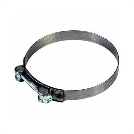 Mild Steel Hose Clamp