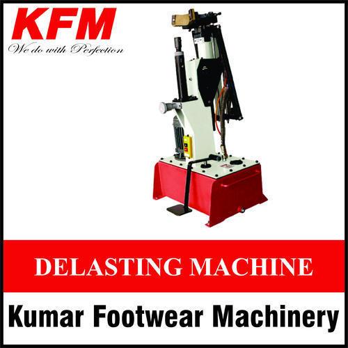 Delasting Machine