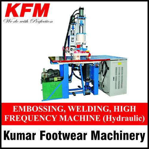 Embossing Welding High Frequency Machine