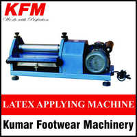 Latex Applying Machine