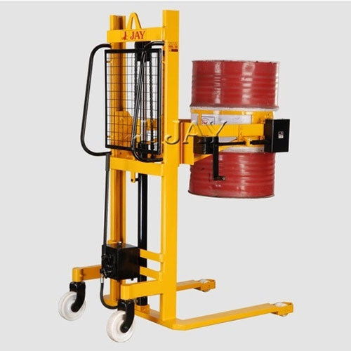 HYDRAULIC STACKER DRUM LIFTER
