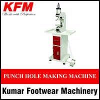 Punch Hole Making Machine