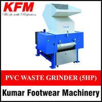 PVC Waste Grinder