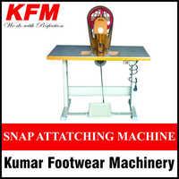 Snap Attaching Machine