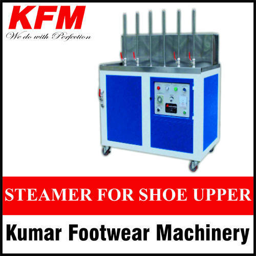 Shoe Upper Steamer