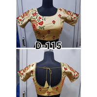 Ladies Stitched Party Wear Blouse