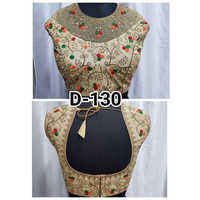 Ladies Hand Embroidery Party Wear Blouse