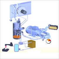 Compressor Heat Exchanger