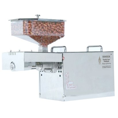 Peanut Oil Press Extraction Machine Certifications: An Iso 9001:2015