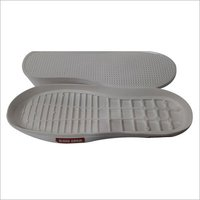 Mens PVC Casual Shoe Sole