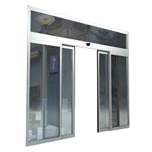 Sensor-Glas-Tür
