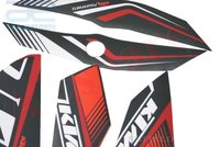 Fuel Tank & Body Complete Sticker Decals Set for Ktm Duke 200 390 Bikes