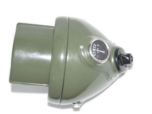 BSA WD M20 1942 Blackout Headlight 6.5