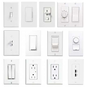 Electrical Modular Switches