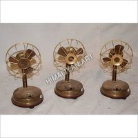 BRASS SMALL FAN