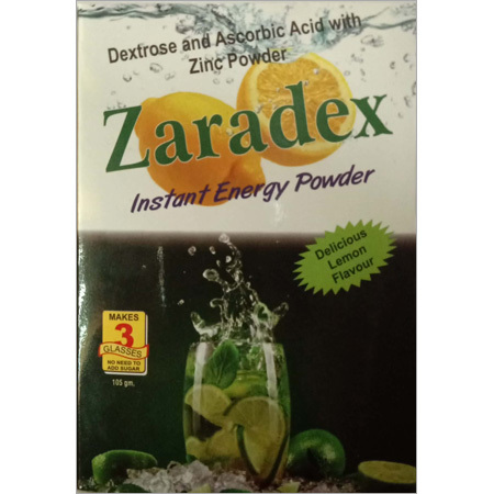 Zaradex Energy Drink Powder