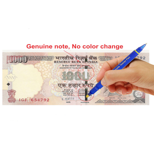 Bank Note Tester Pen