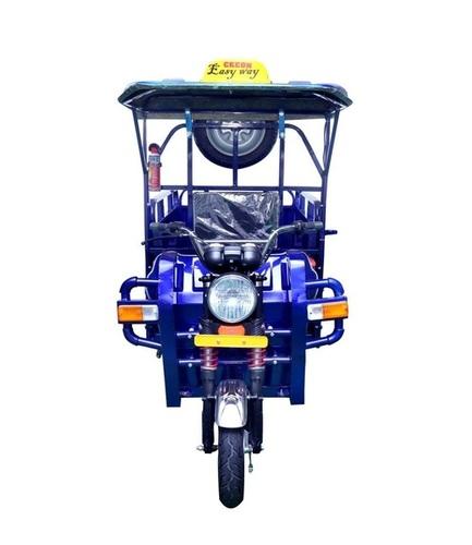 Easy Way Electric Rickshaw Loader
