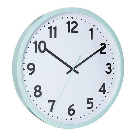 SS Wall Clock Outer
