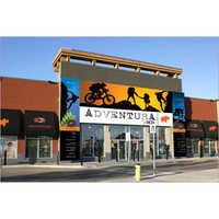 Adventura Shop Branding