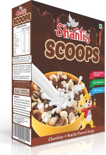 Choco Scoops
