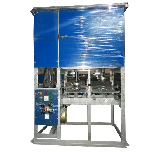 Double Die Paper Plate Dona Making Machine