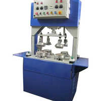 Four Die Hydraulic Paper Plate Machine