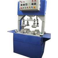 Four Die Hydraulic Paper Plate Machine