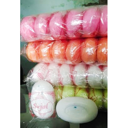 Multi Color Bath Soaps